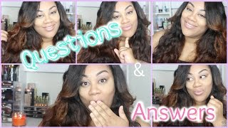 Q&A | More Kids, Marriage, Famous Brother, Job, Fav youtubers & More