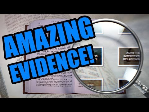 Evidences of the Book of Mormon: Complexity