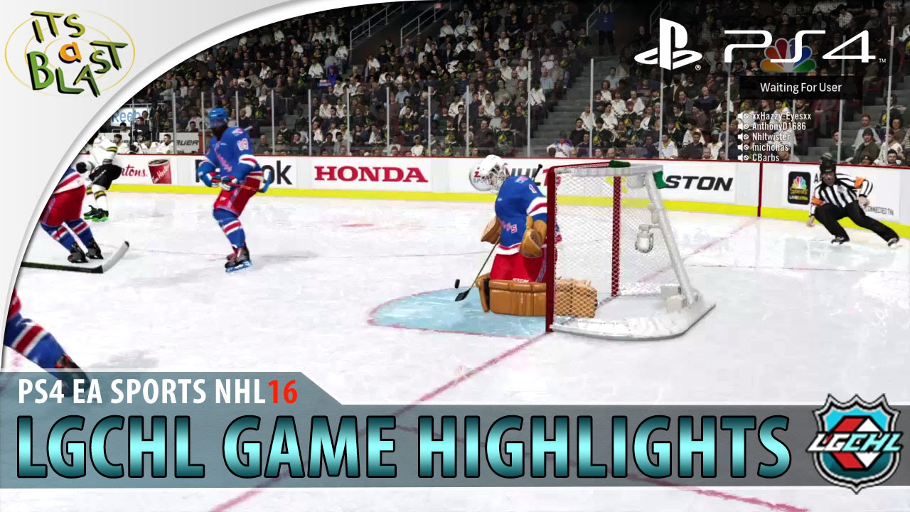LGCHL Highlights: Kitchener Rangers vs London Knights (May 22nd ...