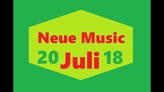 Neue Musik Juli 2018