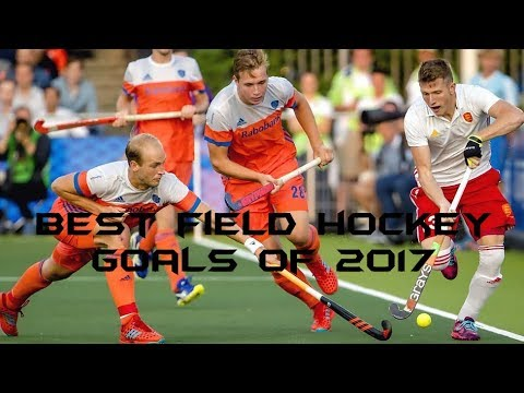 Best Field Hockey Goals of 2017