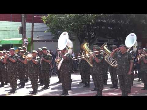 Desfile de 07 Set em Campo Grande MS -2016