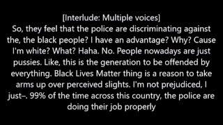 Macklemore & Ryan Lewis feat. Jamila Woods - White Privilege II (Lyrics)