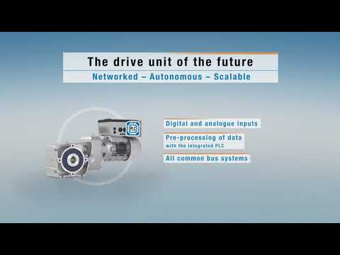 Product Highlight - Industry 4.0 ready drive solutions | NORD DRIVESYSTEMS Group
