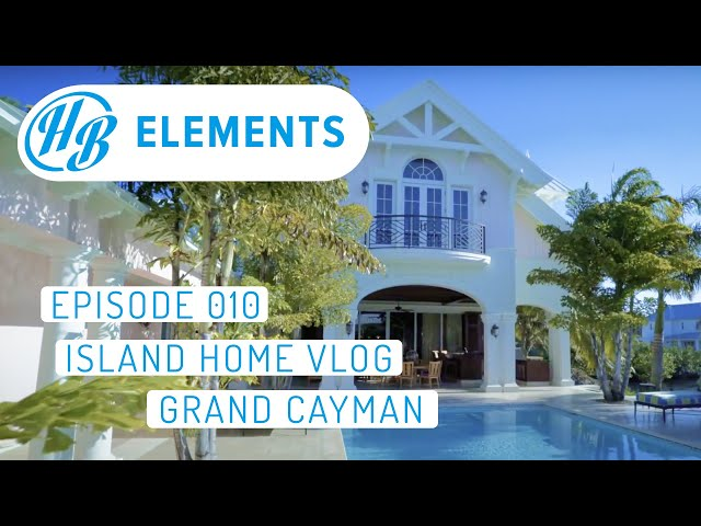 Island Home Vlog | PVC Trim | Grand Cayman