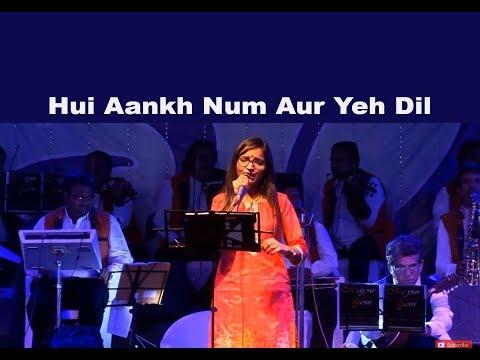 Hui Aankh Nam Aur  | Mayur Soni  | Nadeem Shravan | Anuradha Paudwa l Saathi  | Honey Tune Band