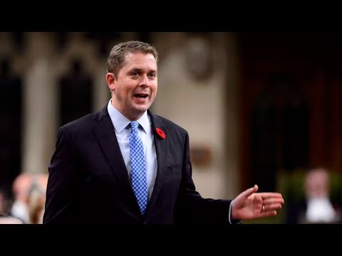 Andrew Scheer holds town hall LIVE