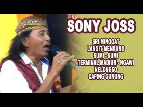 FULL SONY JOSS  Sri Minggat Live Tangerang
