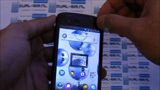 Unboxing Allview P5 Mini Android 4.0.4. Smartphone