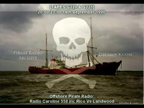 [G220-221-EDIT] 3.Caroline 558 ~ 14/09/1990 ~ Offshore Pirate Radio