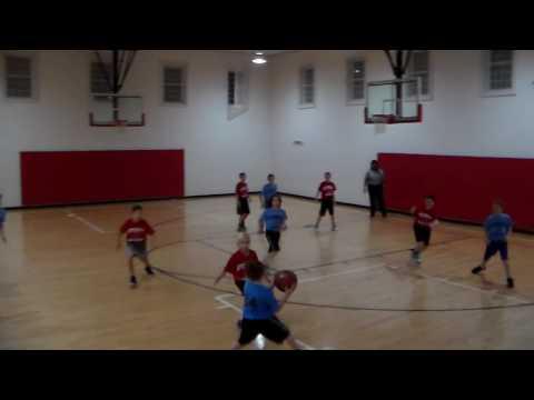 Rye Brook Red vs Carolina Blue