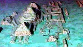 Сенсационные снимки Карибское море Руины подводного города Таинственное свечение Опасные соседи Гул