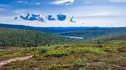 Urho Kekkosen kansallispuisto - Ensimmäistä kertaa