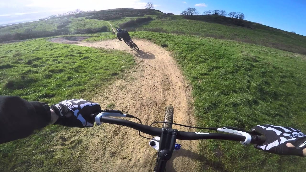 Hadleigh Park Olympic Mountain Bike Track 16 01