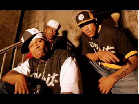 8 Mile Remix feat ( Lloyd Banks, Tony Yayo, Eminem, 50 Cent)