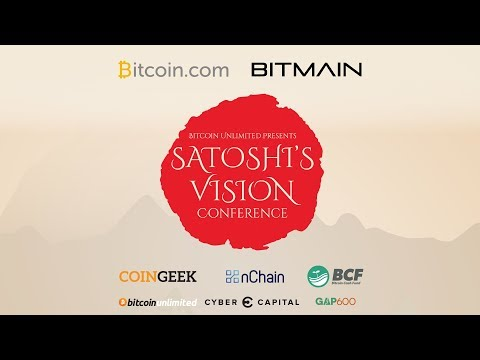 Amaury Sechet - A Future Vision for Bitcoin Cash