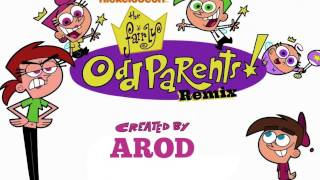 The Fairly Odd Parents Hip-Hop Remix (Prod. AROD)