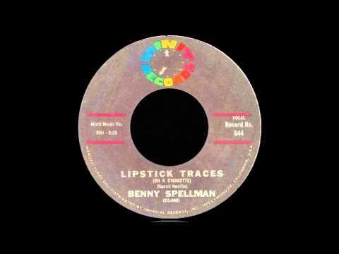 Lipstick Traces (On a Cigarette) - Benny Spellman  (HD)