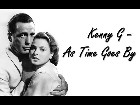 CASABLANCA - AS TIME GOES BY LYRICS