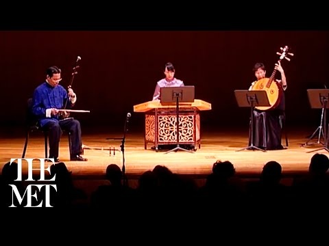 Masterpieces of Chinese Music: A Musical Performance by Musi