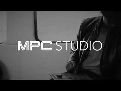 """David """"Fingers"""" Haynes Meets the MPC Studio Black"""