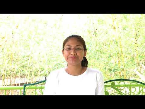 Testimonial from Fransiska WIndirarastri  Awaken~The Divine You® Programme MCL1, May 2018