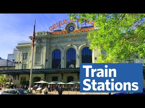 Modelling Railroad Toy Train Track Plans -Train stations are making a comeback. But why?
