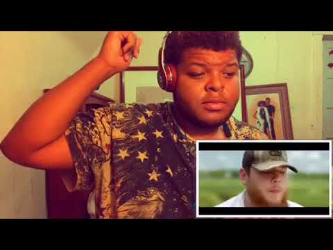 Luke Combs When It Rains It Pours Reaction