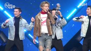 [MPD직캠] 태민 1위 앵콜 직캠 Press Your Number TAEMIN Fancam No.1 Encore full ver. MNET MCOUNTDOWN 160303