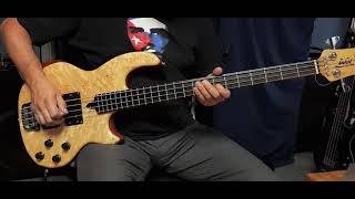 Tool Pneuma Bass Cover **Kinnatone Mischief Rat**