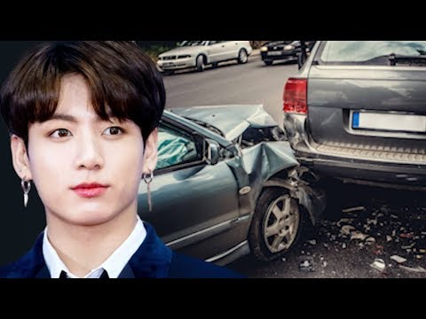 Meag Taylor - BTS' Jungkook Is Okay After Car Accident!