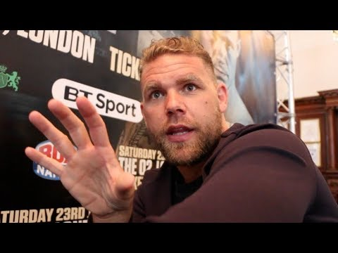 'I CLASS IT AS MURDER!!' - BILLY JOE SAUNDERS BRUTAL ON CANELO BAN, MURRAY, GGG, TROLLING LEMIEUX