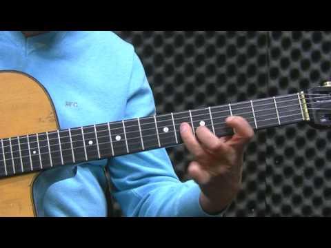 Stochelo teaches 'Moonflower' - gypsy jazz guitar