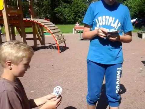 Игра в карты дурак с друзьями