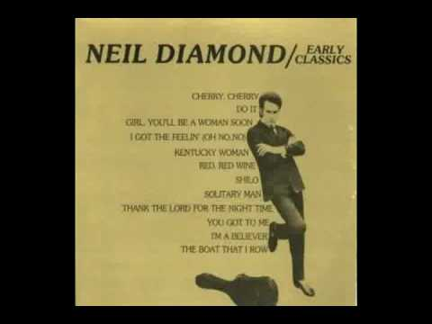 Neil Diamond - Kentucky Woman stereo