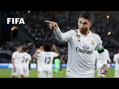 Real Madrid v Al Ain FC - MATCH 8