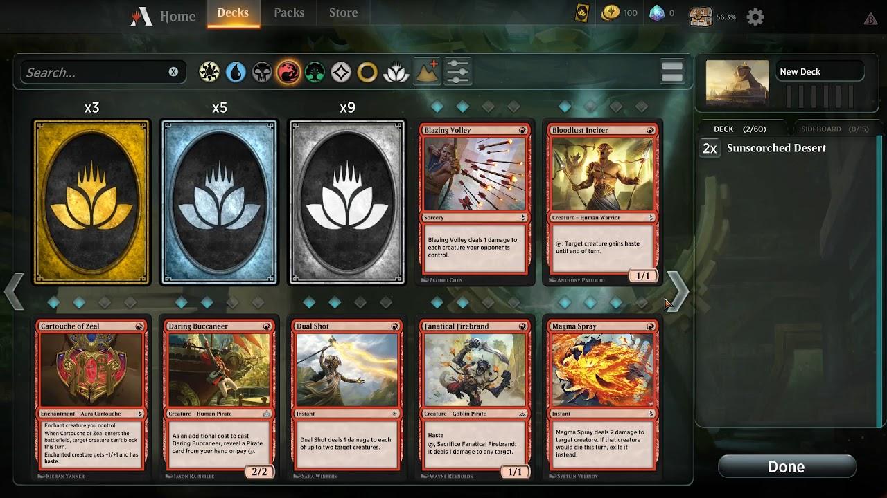 MTG Arena [Part 7 - Ranking Up & Metagame Predictions]