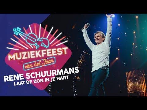 Rene Schuurmans - Laat de zon in je hart | Muziekfeest van het Jaar 2017