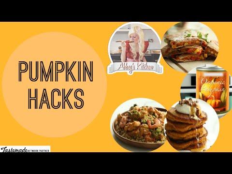 Pumpkin Recipes For Food That Isn't Pumpkin Pie
