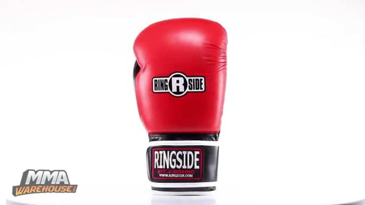 Ringside Imf Tech Bag Gloves 360 View