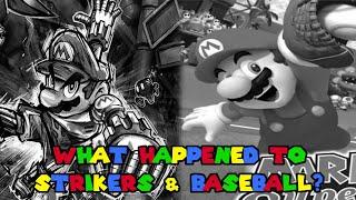 What Happened To Mario Strikers & Mario Baseball?