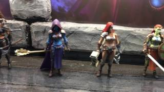 TOY FAIR: MYTHIC LEGIONS!