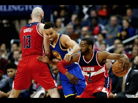Washington Wizards vs Golden State Warriors - Full Game Highlights   Feb 28, 2017   2016-17 Season