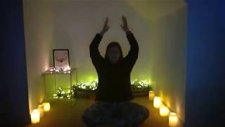 Gentle Home Yoga Home Practice for Pregnancy and Postnatal Period