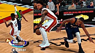 THIS JUMPER TOO OP! BROKE HIS ANKLES AND HIT A CONTESTED GREEN 3 IN HIS FACE! - NBA 2K18 MyCAREER S2