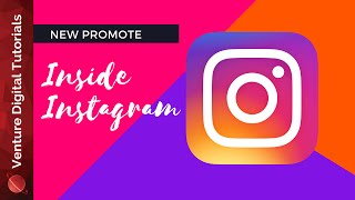 "Instagram ""Promote"" Button - How To Run An Ad Inside The App"