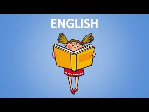 Английский для детей. Учим английские глаголы