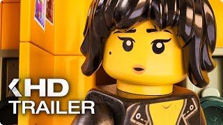 "THE LEGO NINJAGO MOVIE ""Back to School"" Clip & Trailer (2017)"