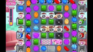 Candy Crush Level 1458 (no boosters)
