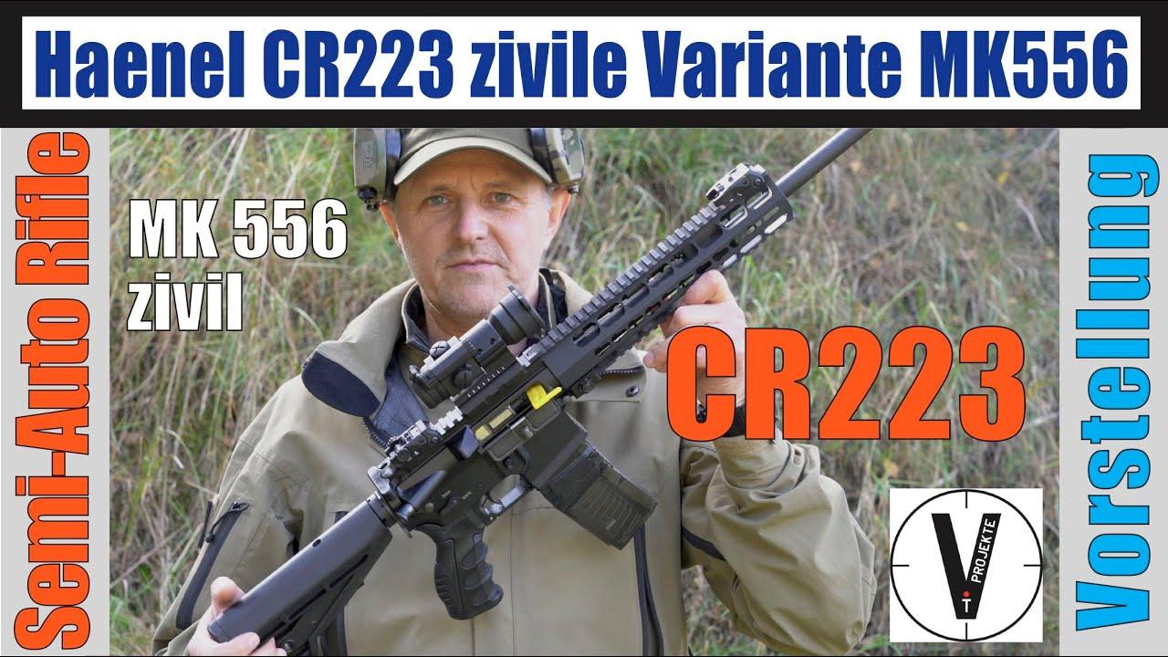 Download Haenel CR223 zivile MK556 Vorstellung Semi-Auto Rifle Halbautomat .223Rem